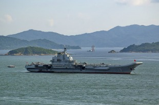 Aircraft carrier Liaoning (16) 6