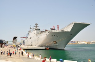 Juan Carlos I - class amphibious assault ship 1