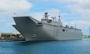 Juan Carlos I - class amphibious assault ship 0