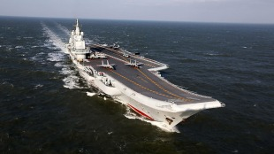 Aircraft carrier Liaoning (16) 1
