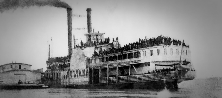 Incident with steamboat Sultana
