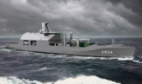Combat Support Ship HNLMS Den Helder (A 834)