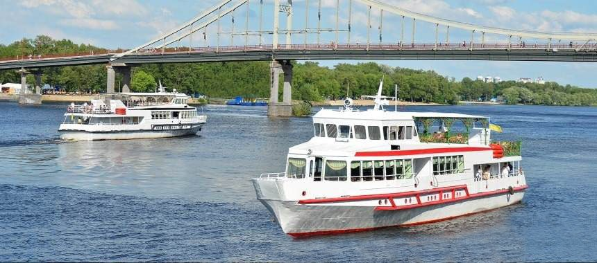Water transport of Ukraine received a provision on the working time of the crew