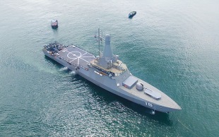 Independence-class littoral mission vessel 3