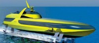In Russia want to create a unique passenger hydrofoil