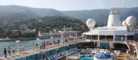 Yalta sea trade port joined the Association of cruise ports of the Mediterranean