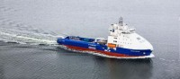 A new foreign vessel for a Russian company