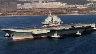 Aircraft carrier Liaoning (16) 0