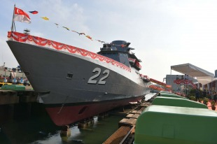 Littoral Mission Vessel RSS Fearless (22) 0