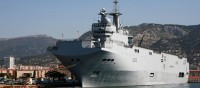 Tomorrow France and Russia will sign an agreement on the construction of two warships Mistral-class