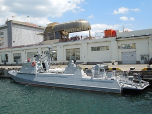 Armored assault boat Malyn (L 451) 0